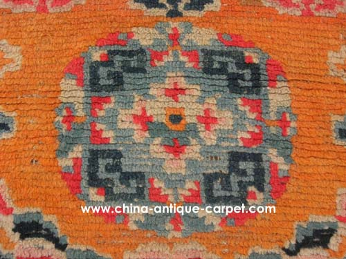 tibetan antique rugs